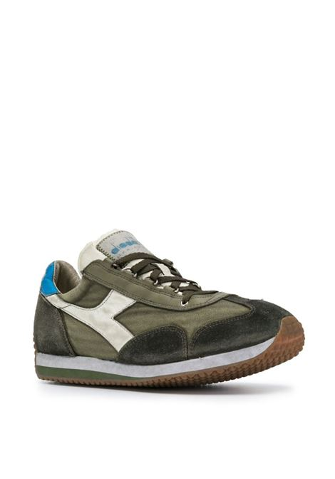 vintage effect olive green Equipe sneakers DIADORA |  | 174736-EQUIPE H DIRTY SW EVO70431
