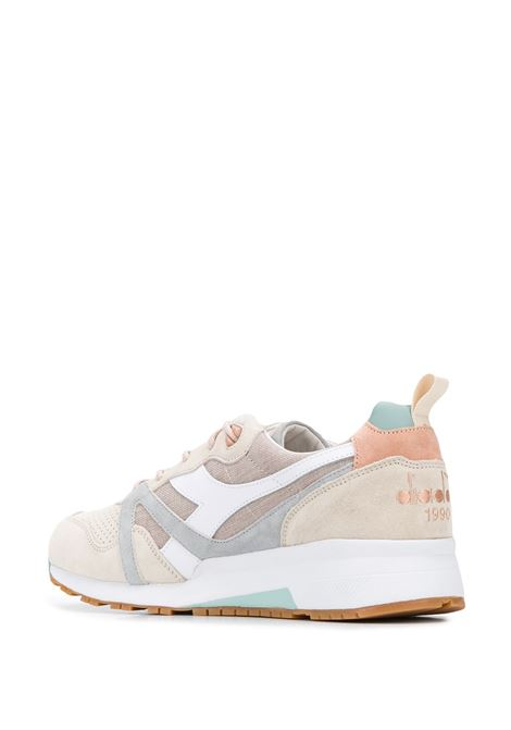 sneakers N9000 sabbia scamosciate con dettagli nylon DIADORA | Scarpa | 175801-N9000 H DESERT25091