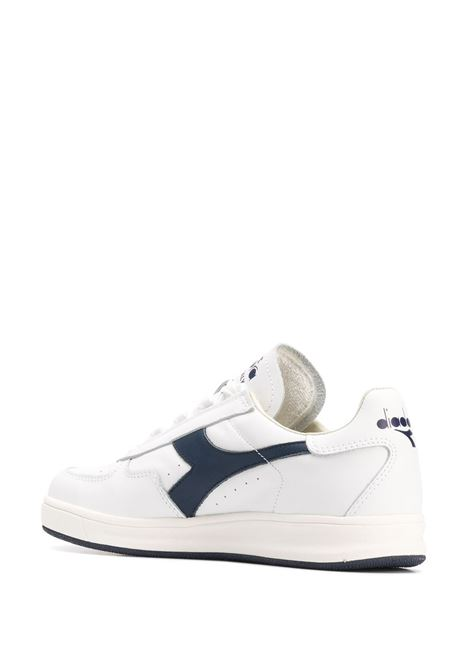 Elite sneakers in white leather DIADORA |  | 176277-B.ELITE H ITALIA SPORTC0178