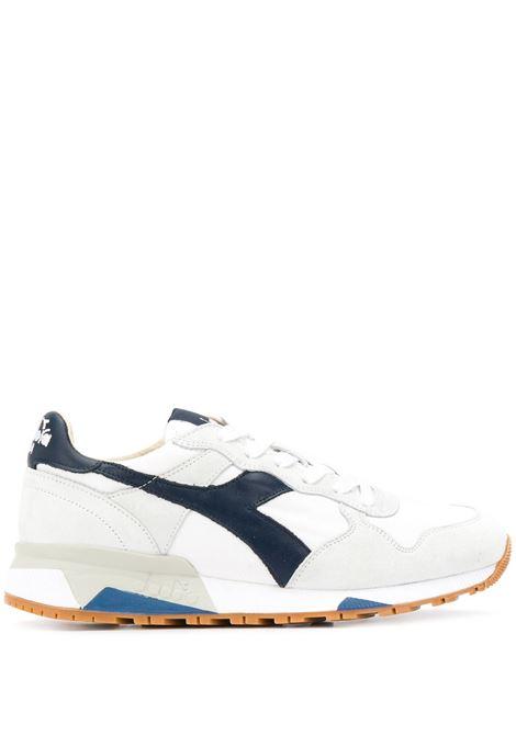 sneakers Trident bianco blu DIADORA | Scarpa | 176281-TRIDENT 90 C SWC6709