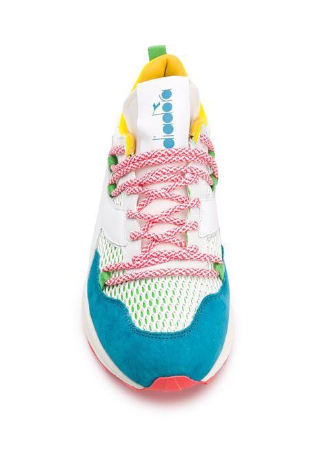 sneakers multicolor Rave Hiking in nylon e camoscio DIADORA | Scarpa | 176337-RAVE HIKING97027