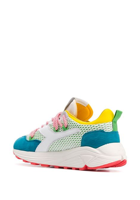 Rave Hiking multicolor sneakers in nylon and suede DIADORA |  | 176337-RAVE HIKING97027