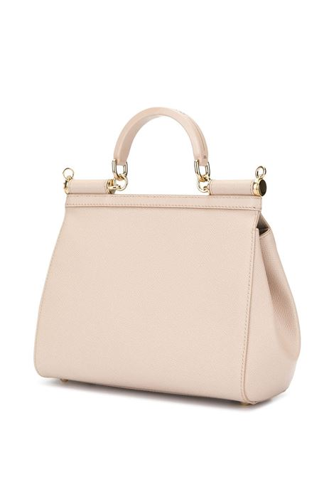 Miss Sicily pink calf leather shoulder bag DOLCE & GABBANA |  | BB6002-B543880414