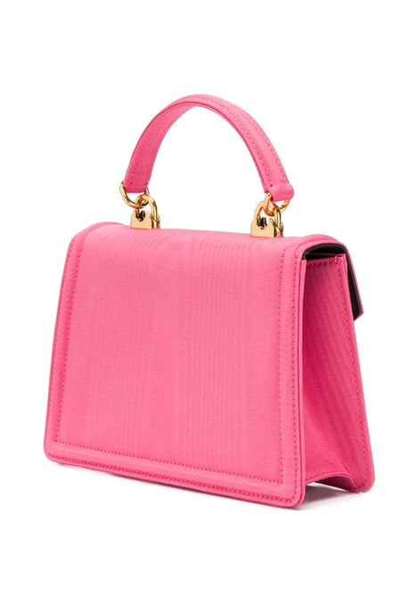 Devotion shoulder bag small size in seta rosa DOLCE & GABBANA | Borsa | BB6711-AA66880400