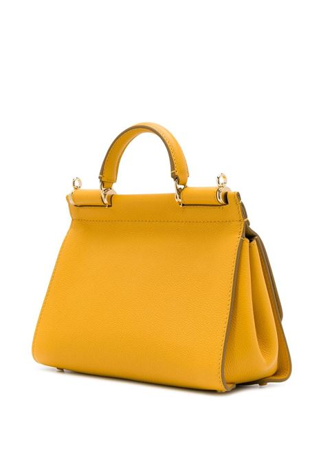 yellow calf leather Miss Sicily tote bag DOLCE & GABBANA |  | BB6755-AA4098H220