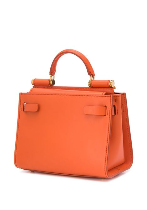 Sicily 62 orange calf-leather tote bag  DOLCE & GABBANA |  | BB6836-AV38580244