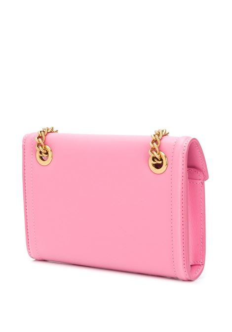 pink leather mini Devotion crossbody bag with gold chain DOLCE & GABBANA |  | BI1168-AV89386163