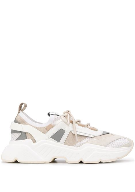 Daymaster chunky sneakers in natural color DOLCE & GABBANA |  | CS1766-AX03487769