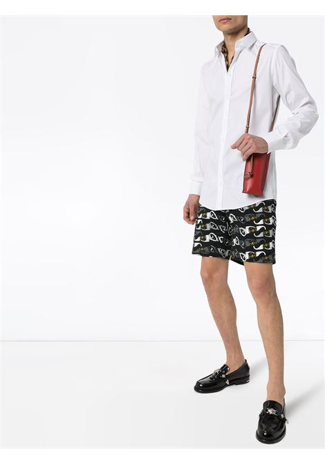 camicia formale bianca in cotone DOLCE & GABBANA | Camicie | G5EJ0T-FUMRYW0800