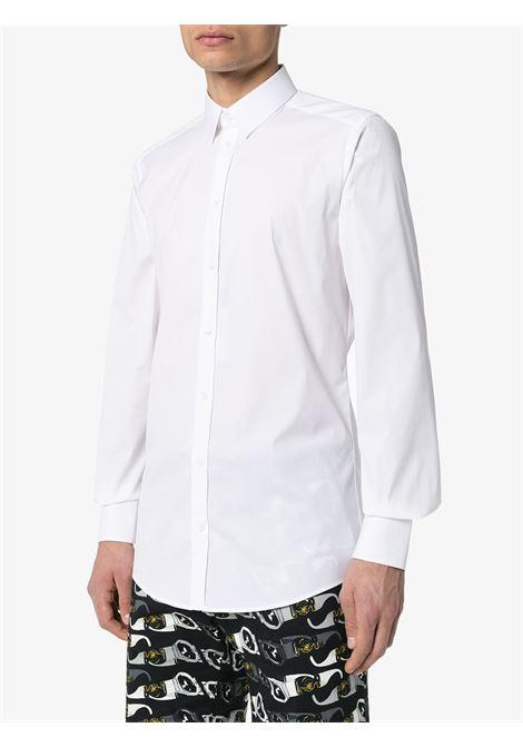 formal white cotton shirt  DOLCE & GABBANA |  | G5EJ0T-FUMRYW0800