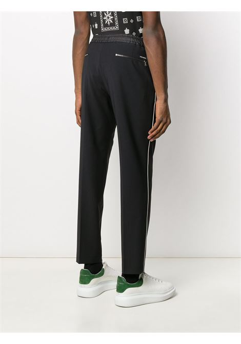 black wool elasticated trackpants DOLCE & GABBANA |  | GW20ET-FURIRN0000