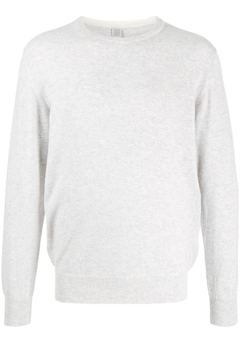 maglioncino girocollo in cachemere grigio chiaro ELEVENTY | Maglieria Moda | 979MA0206-MAG2400613