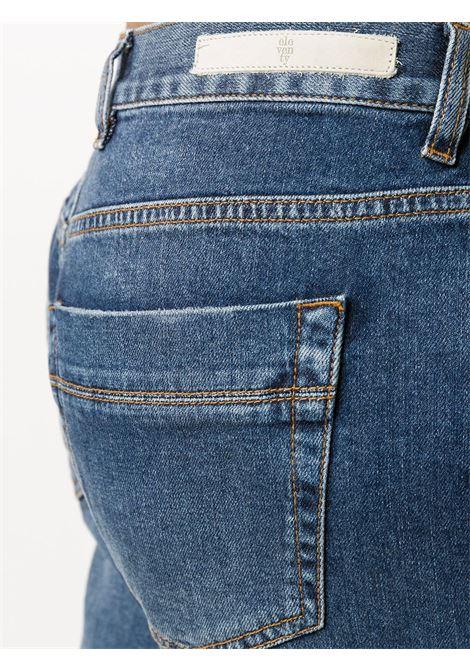 slim-fit five pocket medium blue jeans ELEVENTY |  | 979PA0228-PAN2501808