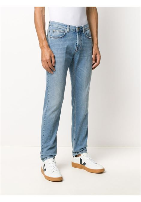 light blue slim-fit five pocket regular lenght jeans ELEVENTY |  | 979PA0261-PAN2100708