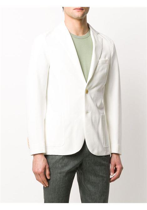white cotton single breasted blazer ELEVENTY |  | A70GIAA01-JAC2500101