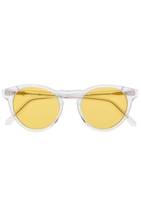 yellow lens transparent cat eye sunglasses ELEVENTY |  | A72OCCA03-OCC0A00328