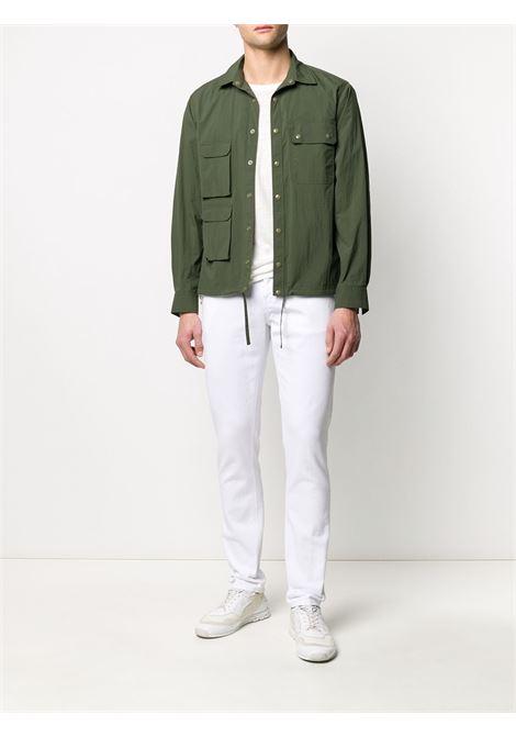 cream knit t.shirt ELEVENTY |  | A76MAGA54-MAG0A05801