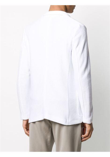 white cotton classic tailored blazer ELEVENTY |  | A76MAGA68-MAG0A06501