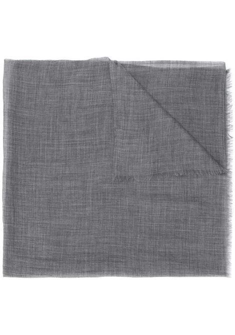 sciarpa in cachemere sfilacciato grigio ELEVENTY | Sciarpa | A77SCIA10-TCH0A00114