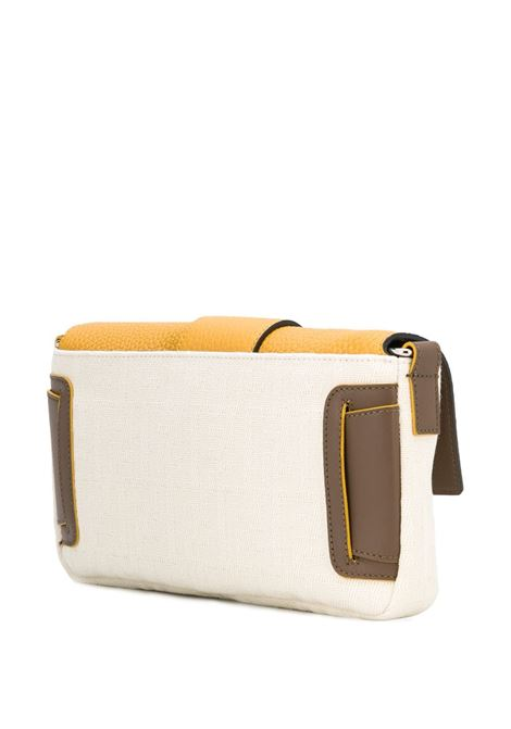 colour-block lather Baguette bag FENDI |  | 7VA472-ABGDF19VJ