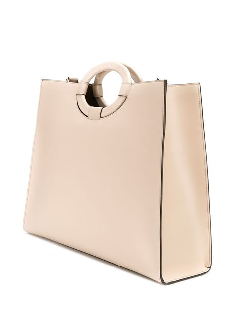 light beige calf eather Runaway tote bag FENDI |  | 8BH360-A8SLF19PN