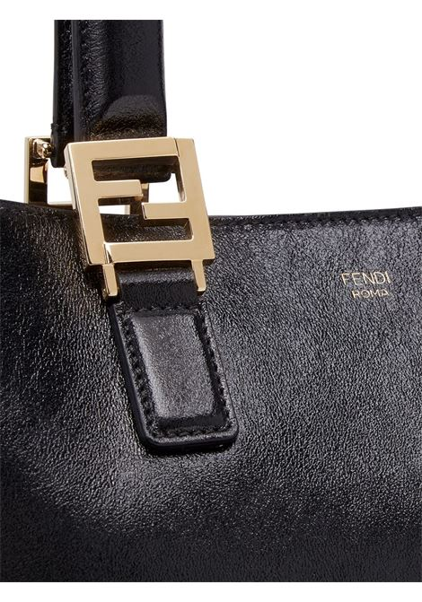 Gloria medium calf leather shopping bag FENDI |  | 8BH368-A9Y0F0KUR