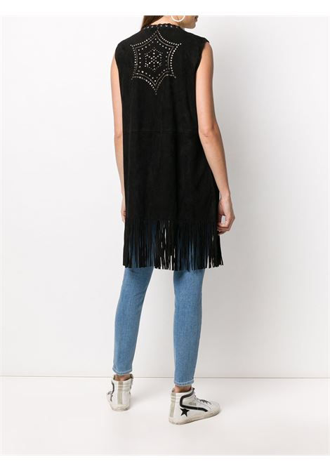 Fringed studded waistcoat GOLDEN GOOSE |  | G36WP139.A1A1