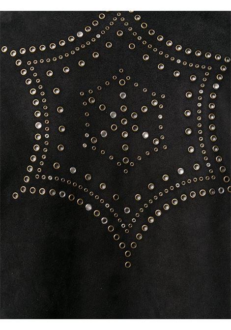 Fringed studded waistcoat GGDB |  | G36WP139.A1A1