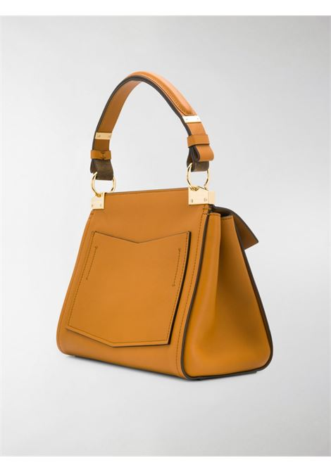 desert colour calf leather Mystic tote bag with gold details GIVENCHY |  | BB50A3B0LG-MYSTIC295