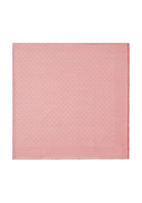 Foulard rosa GUCCI | Foulard | 406236-3G6326800