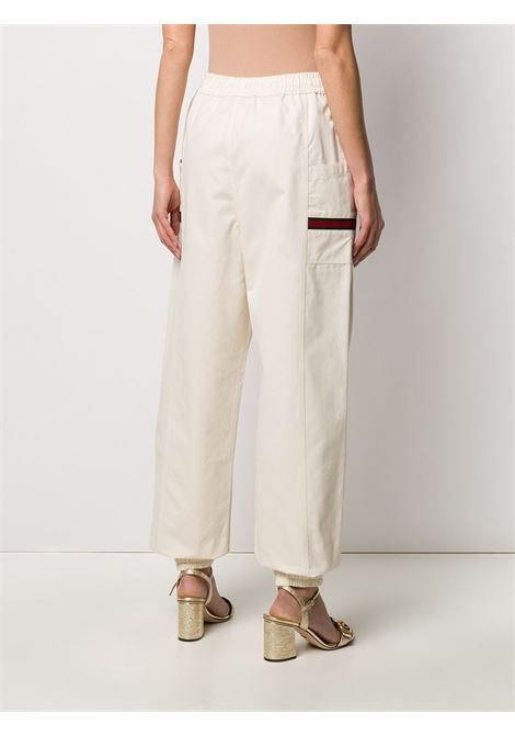 ivory cargo pants GUCCI |  | 598818-XJCBV9381