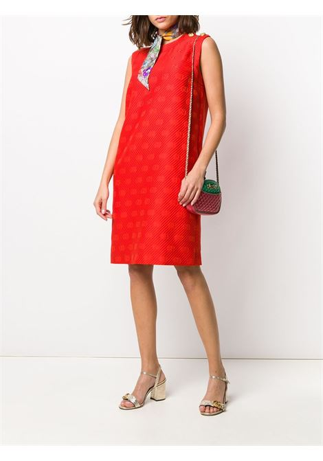 mini-dress with Gucci logo all over GUCCI |  | 602723-ZADC76049