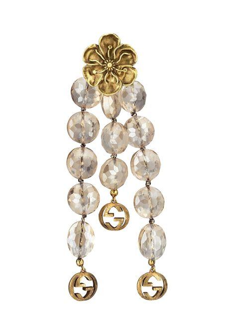 antique effect pendant Gucci earrings GUCCI |  | 603551-I46208063