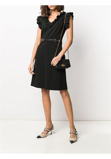 Gucci little black structured dress GUCCI |  | 604896-XJBYO1000