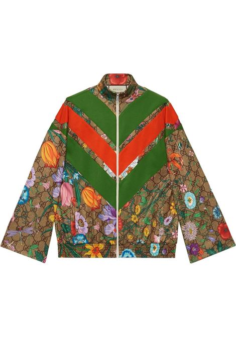 zipped multiprint jersey jacket GUCCI |  | 605443-XJB9B2103