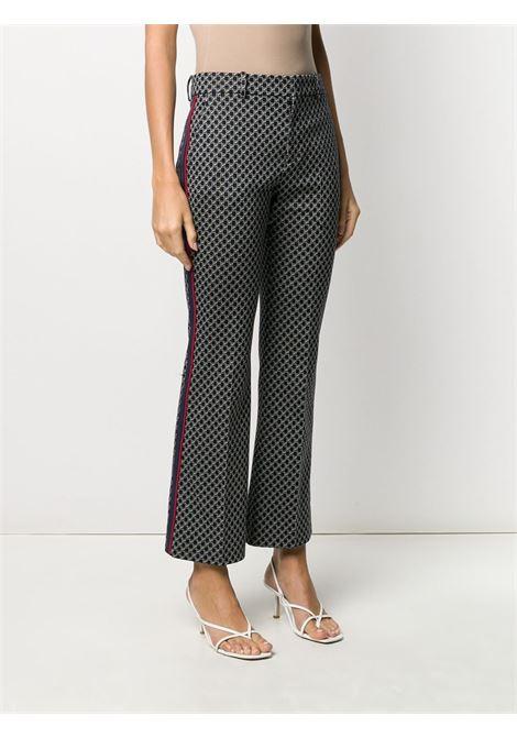 jersey cotton Gucci Damier logo pants GUCCI |  | 609700-ZAC6I4447
