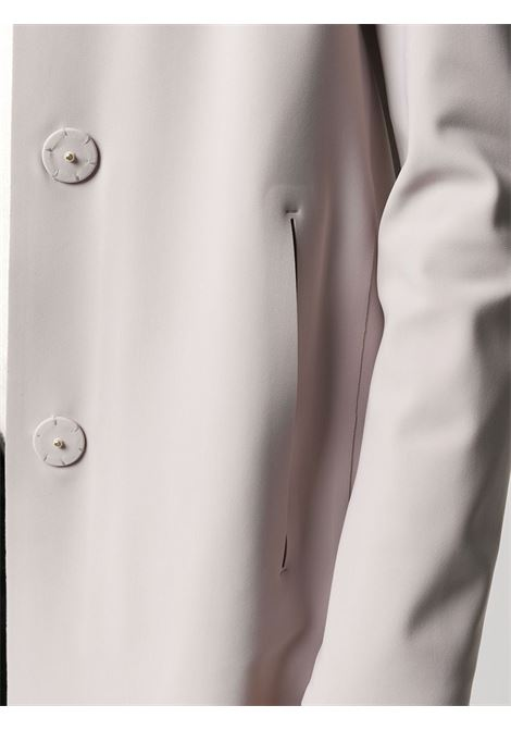 Stone-beige notched-lapel single breasted coat   HERNO |  | CA0292D-13455S9409