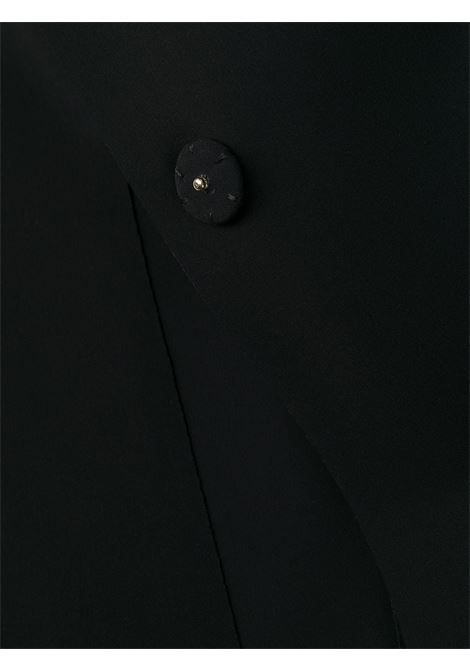 black single-breasted long coat featuring a stand up collar HERNO |  | CA0339D-13455S9300