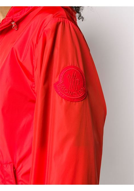 Alexandrite wind-breaker in orange nylon MONCLER |  | ALEXANDRITE-1A721-00-C0417416