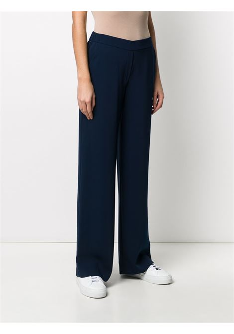 Blue flared style trousers  P.A.R.O.S.H. |  | D230087X-PANTERS012
