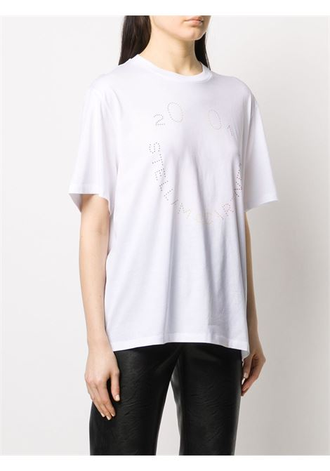 white cotton short sleeves logo t.shirt STELLA MC CARTNEY |  | 511240-SNW639000