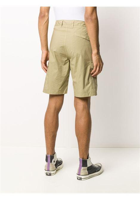 cream cargo bermuda pants STONE ISLAND |  | 7215L0403V0098