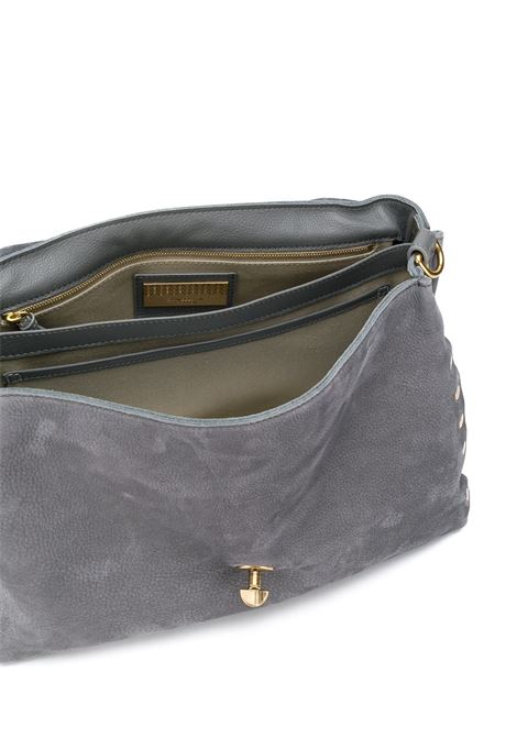 large Postina suede grey tote bag Zanellato |  | 6134-4359