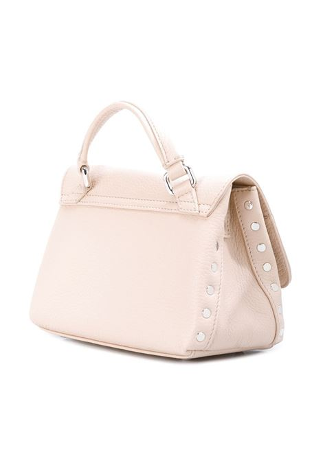 leather powder nude Postina bag in baby size Zanellato |  | 6262-18V2