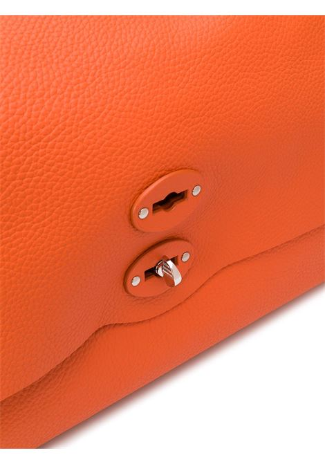 medium orange leather Postina bag Zanellato |  | 6801-P604