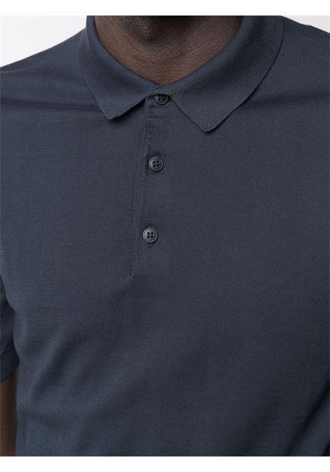 Polo classica in cotone blu navy ALTEA   Polo   215102801