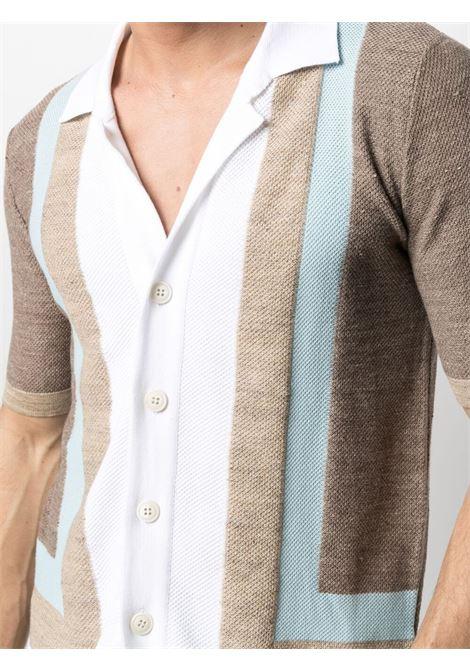 Multicolour cotton short-sleeved shirt  ALTEA |  | 215117432