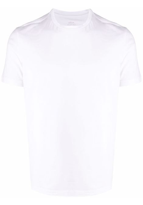 t-shirt in cotone elasticizzato bianco brillante ALTEA | T-shirt | 215524029