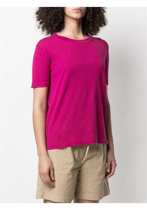 T-shirt a maniche corte in cotone rosa ASPESI | T-shirt | 4040-496501354