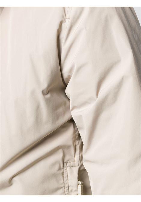 Bomber beige con chiusura frontale con zip ASPESI | Giubbini | I918-G70301045